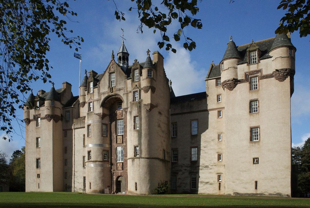 Tom Parnell Fyvie Castle