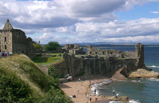 St-Andrews-Castle