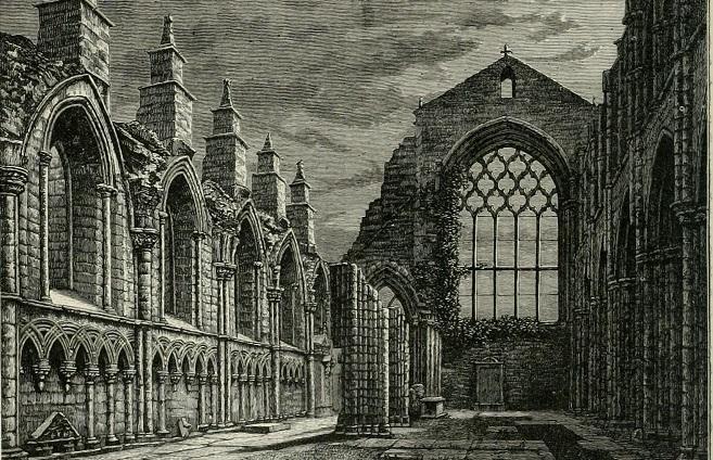 holyrood abbey church