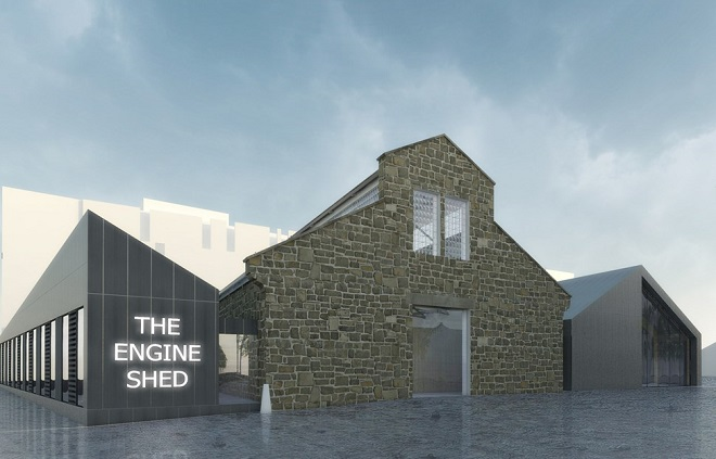 The Engine Shed, Stirling
