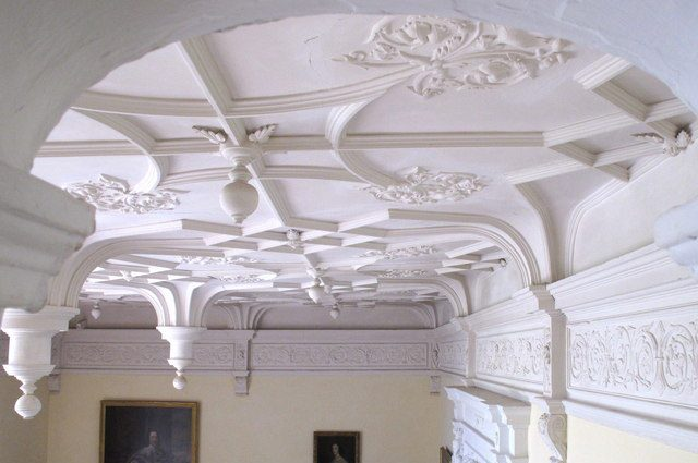 Historic Plasterwork - Architectural Heritage Society of
